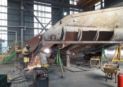 dthiload mining dump truck body 15