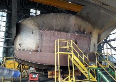 dthiload mining dump truck body 14