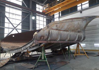 dthiload mining dump truck body 13