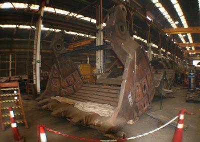 dthiload mining dump truck body 9q