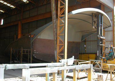 dthiload mining dump truck body 12